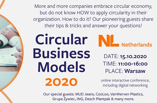 Circular Business Models 2020