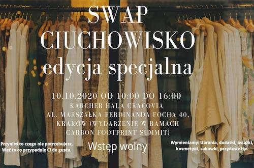 """Ciuchowisko"" - Circular Clothing Exchange"