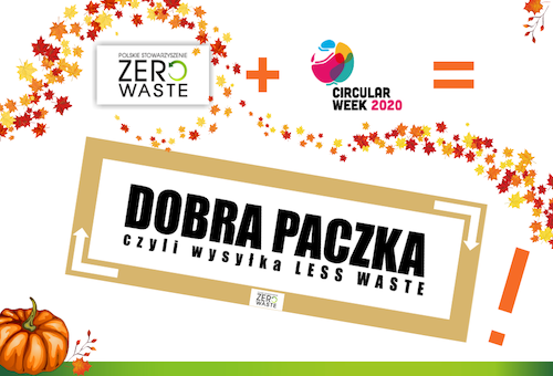 """Dobra paczka"" - reducing shipping waste"
